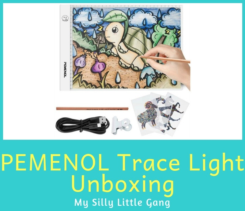 PEMENOL Trace Light Unboxing