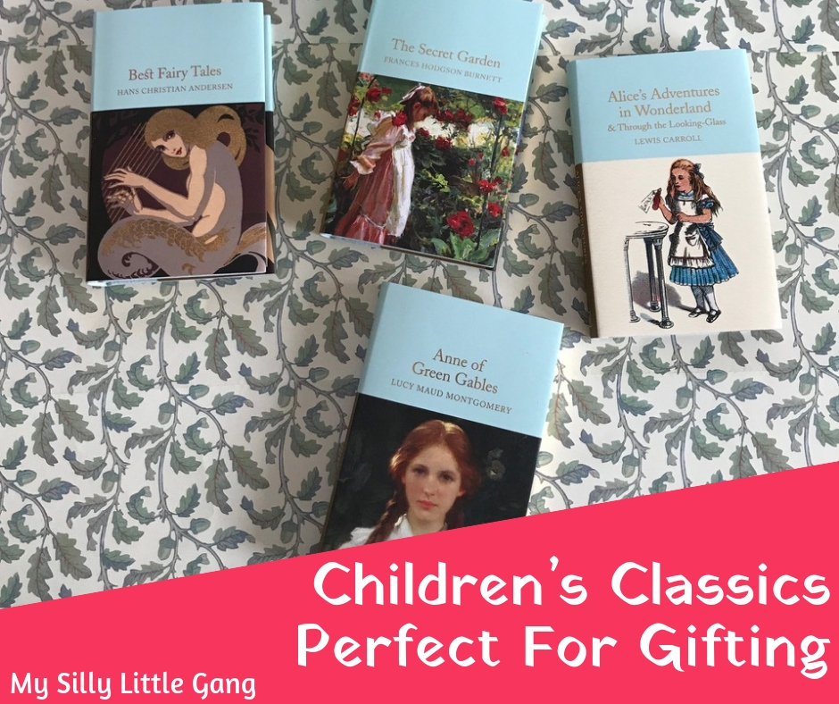 Children's Classics Perfect For Gifting