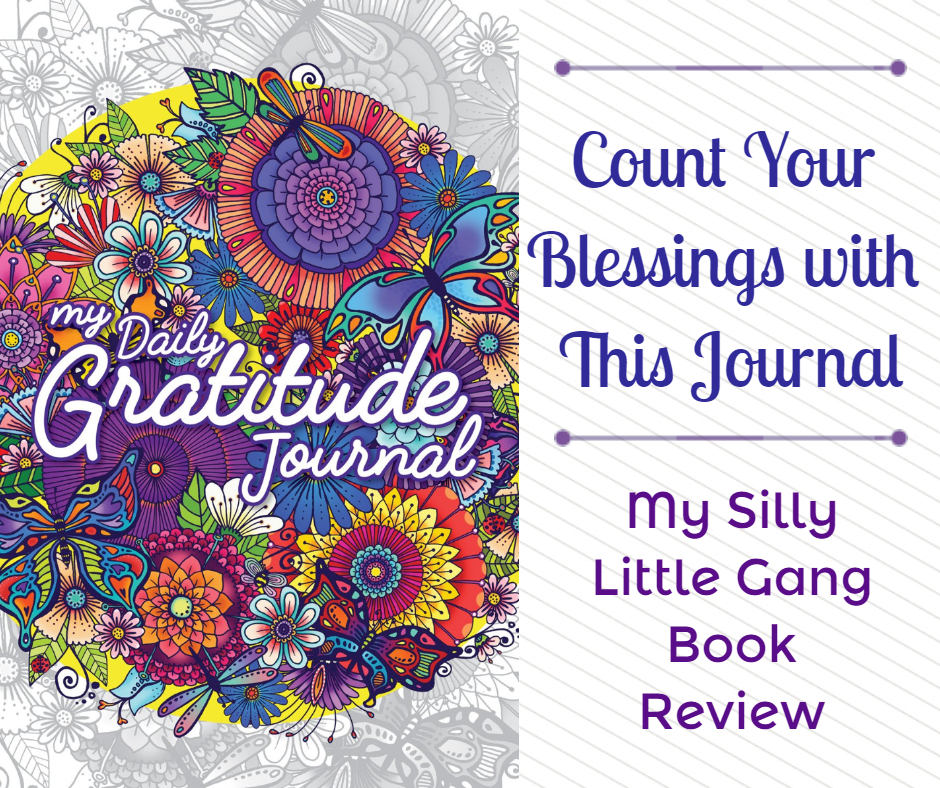 Count Your Blessings with This Journal