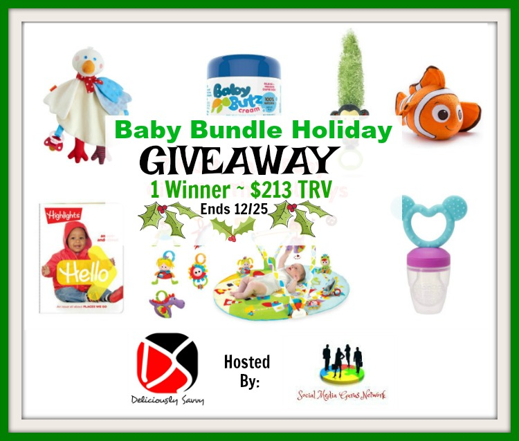 Baby Bundle Holiday Giveaway