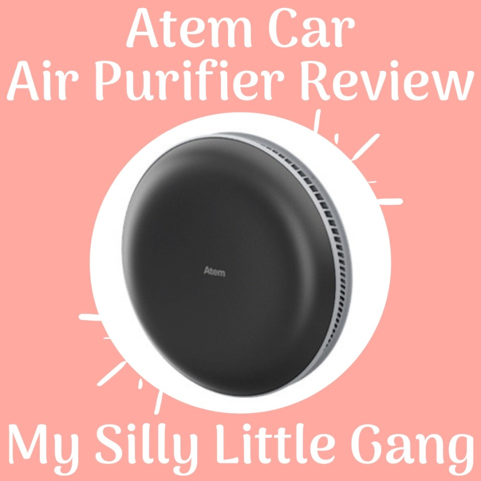 Atem Car Air Purifier Review