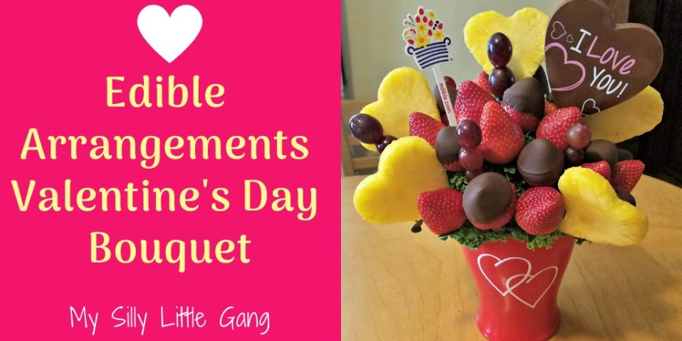 Edible Arrangements Valentine's Day Bouquet