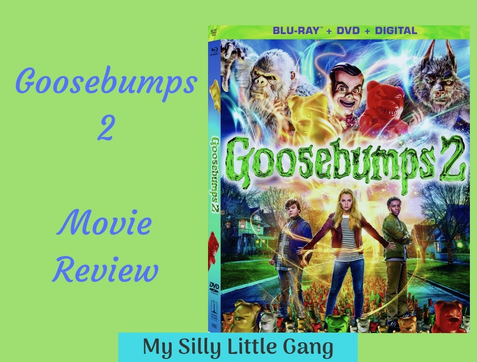 Goosebumps 2 ~ Movie Review
