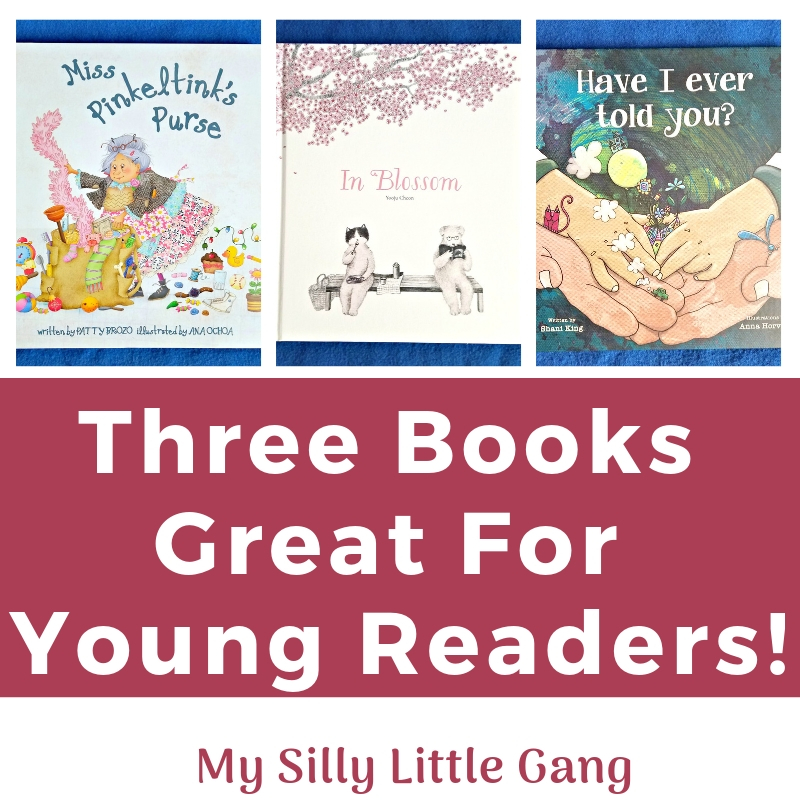 Three Great Books For Young Readers