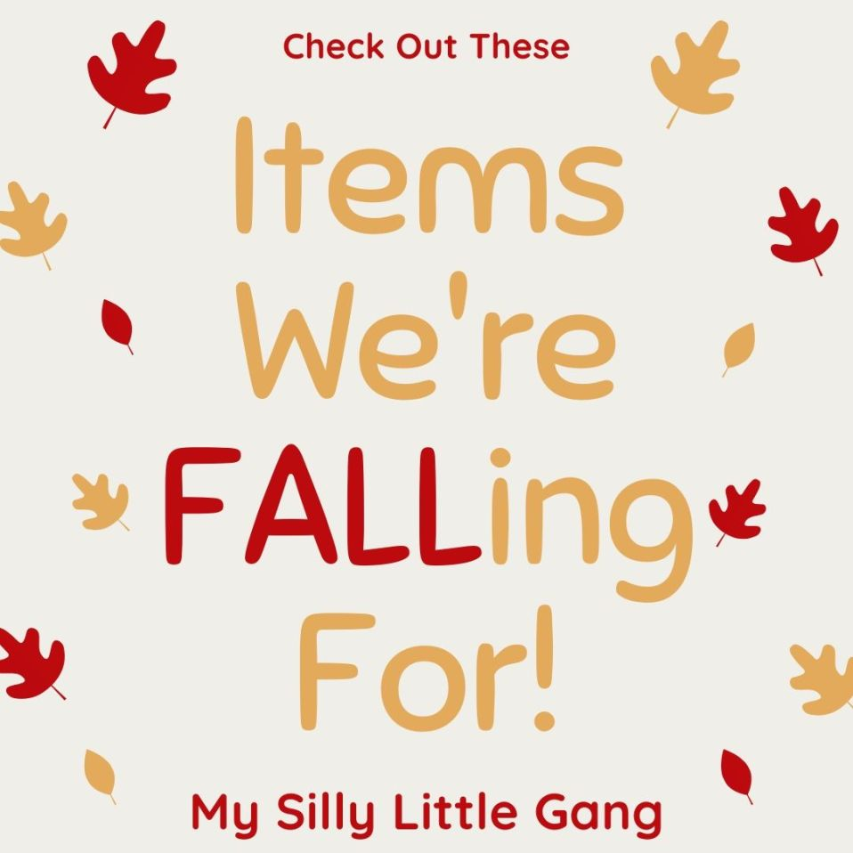 Items We're FALLing For! @SMGurusNetwork #MySillyLittleGang #FALL19