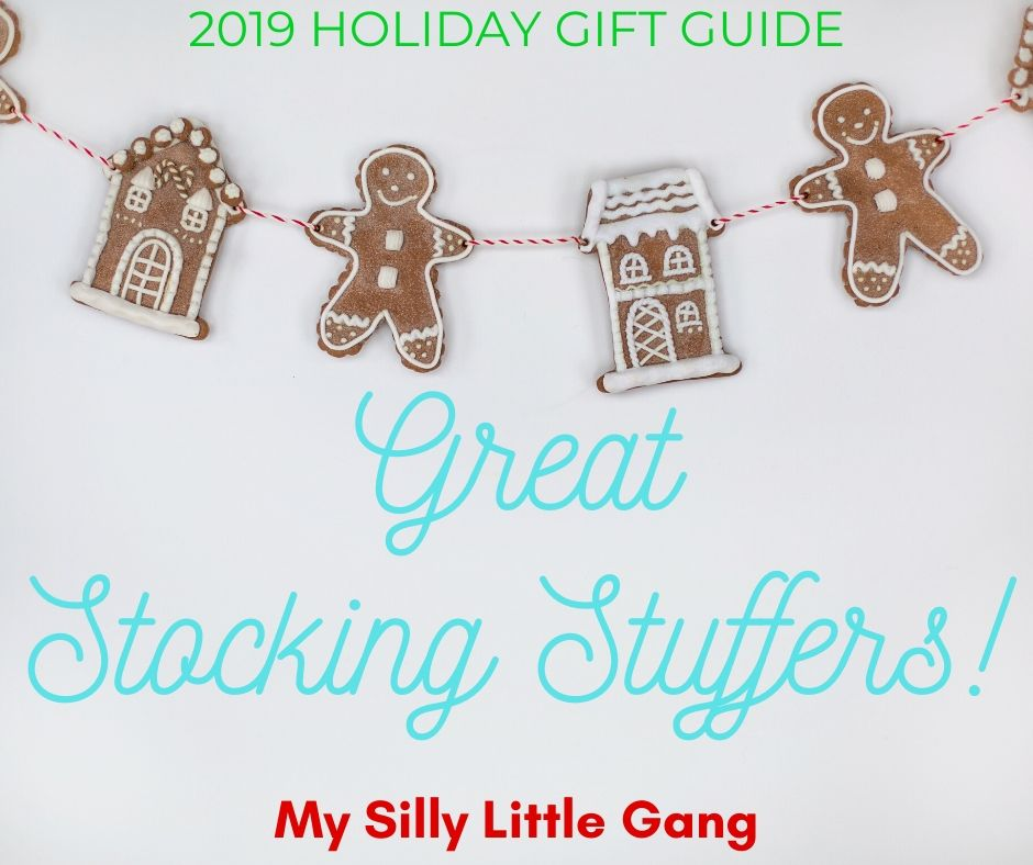 Great Stocking Stuffers #MySillyLittleGang @SMGurusNetwork #HGG19