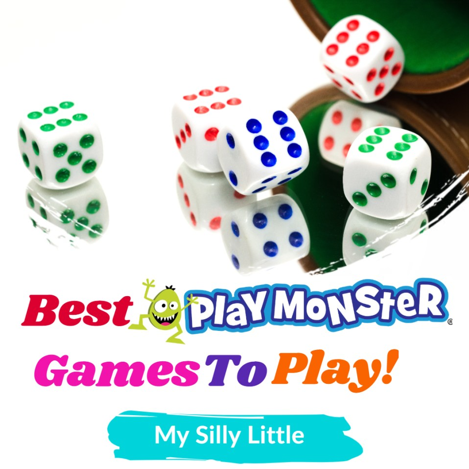 Best PlayMonster Games to Play ~ These Are Our Favorites! @PlayMonsterFun #MySillyLittleGang