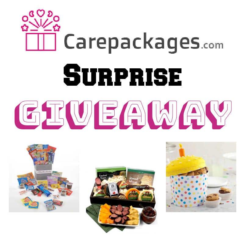 Carepackages.com Surprise Giveaway ~ Ends 9/8 @las930 #MySillyLittleGang
