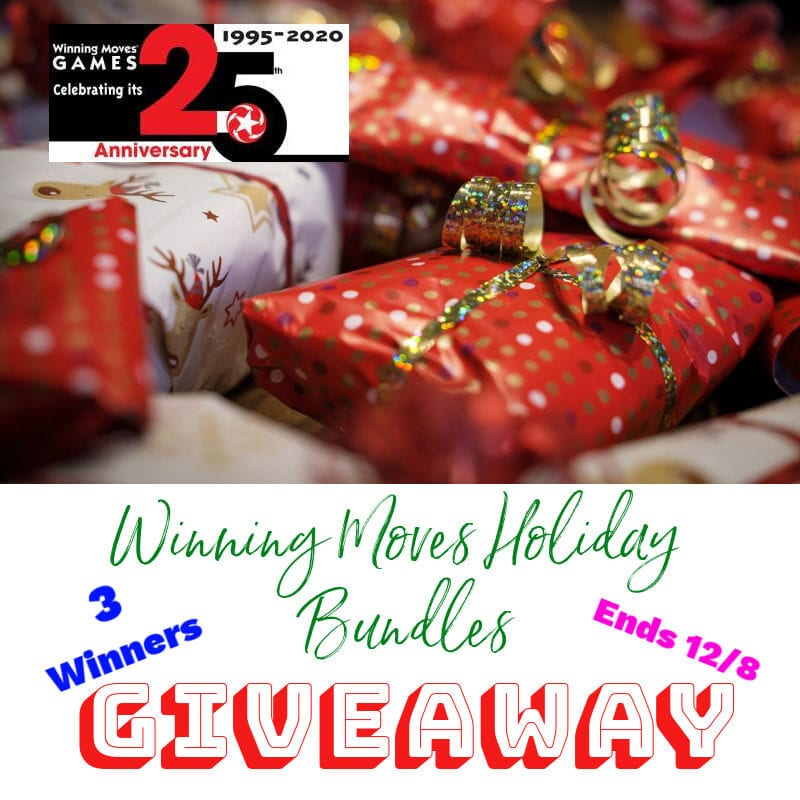 Winning Moves Holiday Bundles Giveaway ~ Ends 12/8 @WinningMovesUSA @las930 #MySillyLittleGang