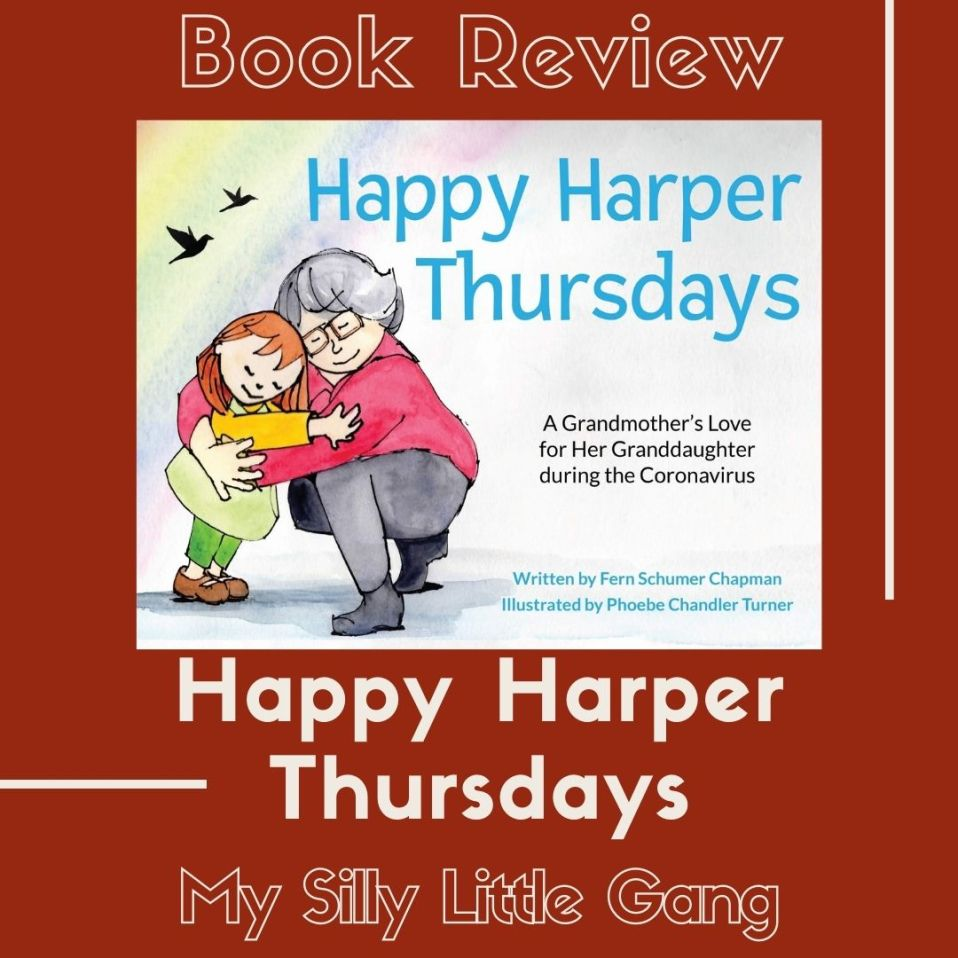 Happy Harper Thursdays ~ Holiday Gift Idea #childrensbooks #MySillyLittleGang