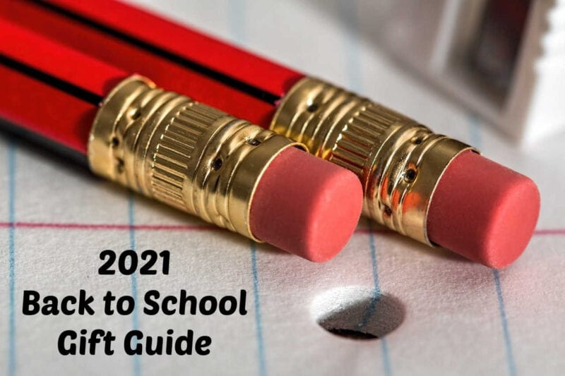 2021 Back To School Gift Guide #MySillyLittleGang