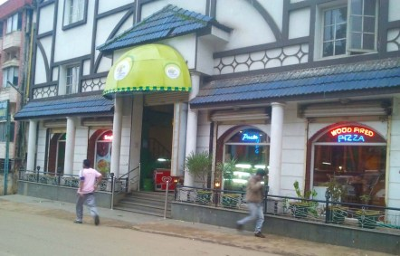 Restaurants in Ooty