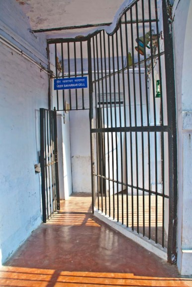 Double gate for Savarkar cell