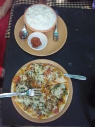 Food hampi village