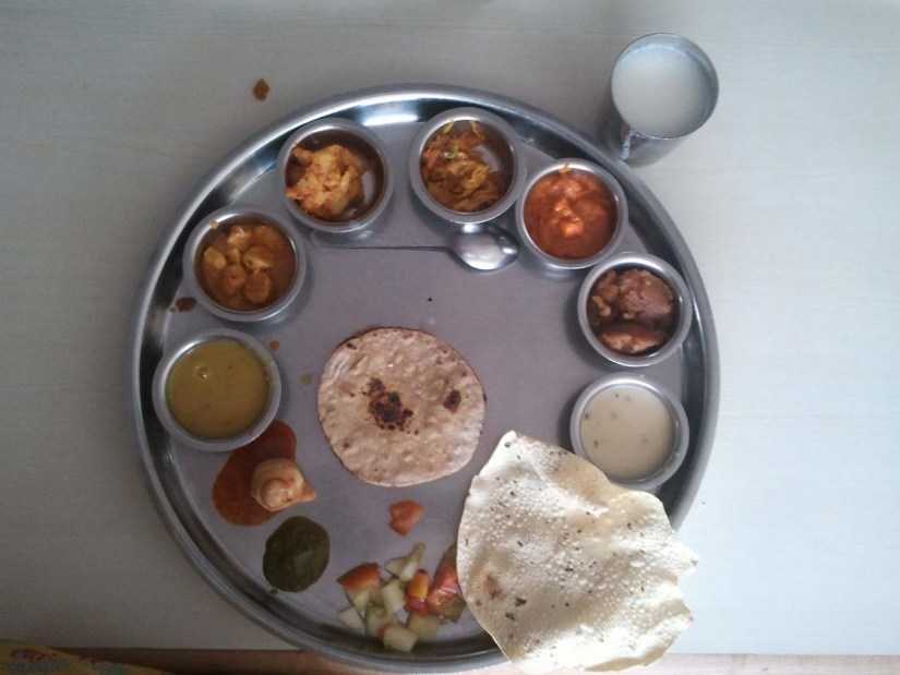 Natraj Thali Udaipur