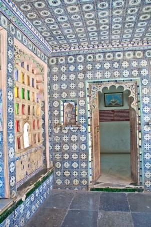 City palace museum Udaipur