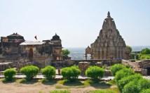 Chittorgarh Fort complex