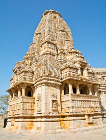 Chittorgarh Fort temple