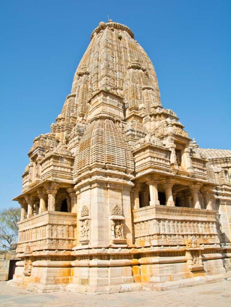 Chittorgarh Fort temple