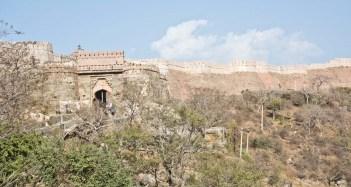 Kumbhalgarh gate