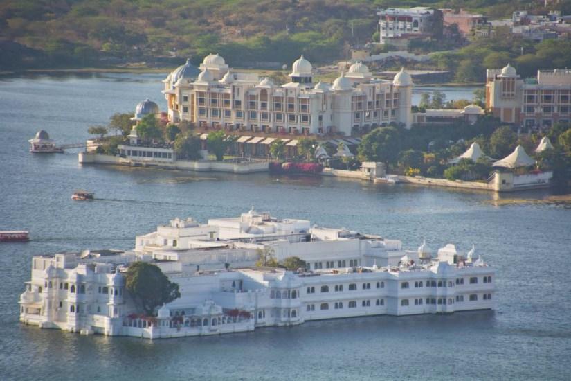 Taj Lake Pichola Udaipur