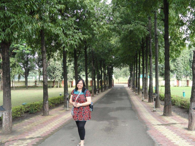 Me at Aurangabad
