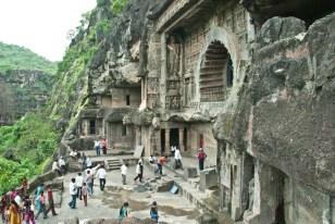 Ajanta caves 1