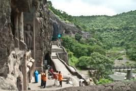 Ajanta caves 10