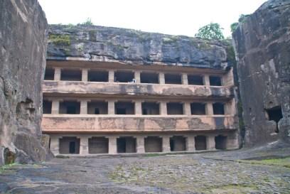 Ellora caves windows