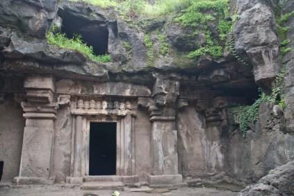 Security cave in Daultabad fort Aurangabad