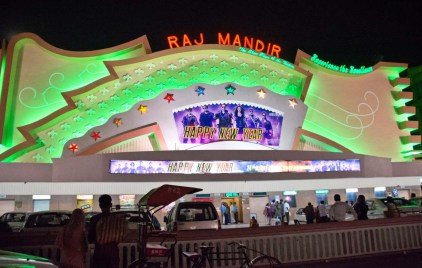 Jaipur by night 12