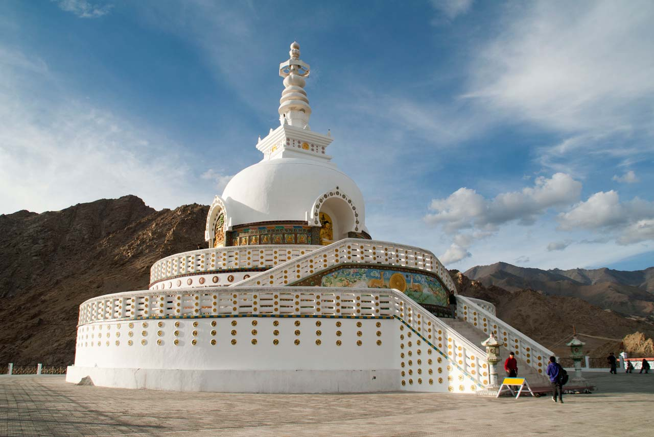 Leh – My first day of Ladakh Tour