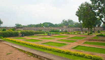 13 golconda fort Hyderabad