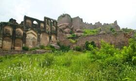 21 golconda fort Hyderabad