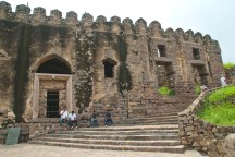 29 golconda fort Hyderabad
