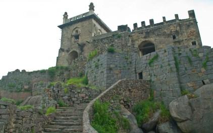 40 golconda fort Hyderabad