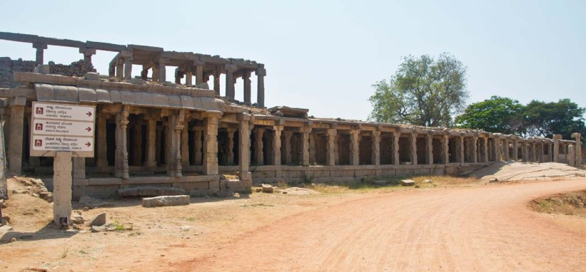 Hampi Monuments 35