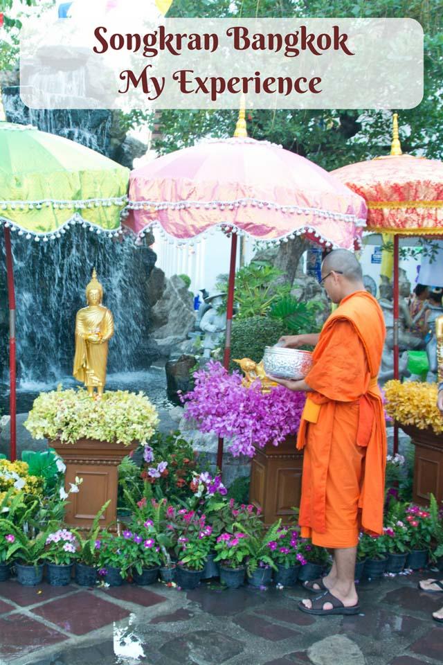 Songkran Bangkok - My Experience