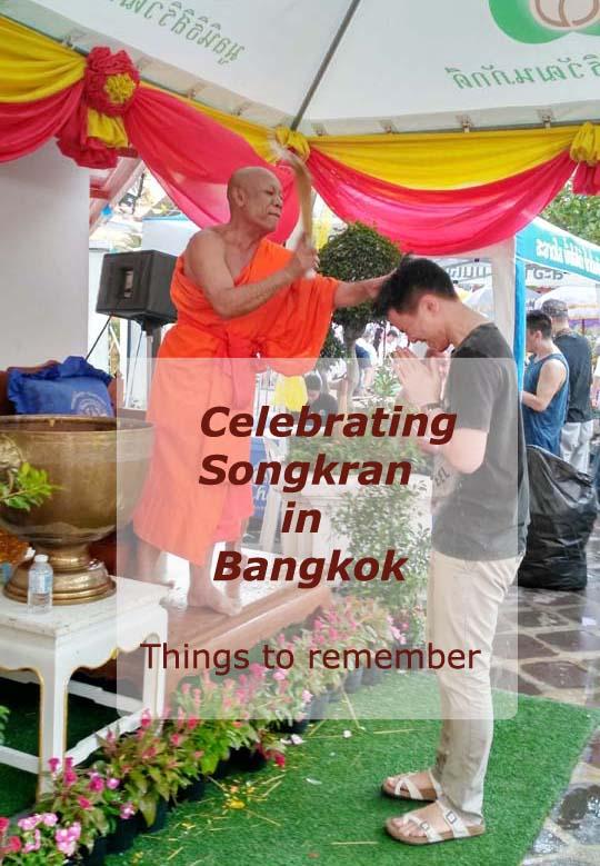 Songkran Bangkok – My Experience