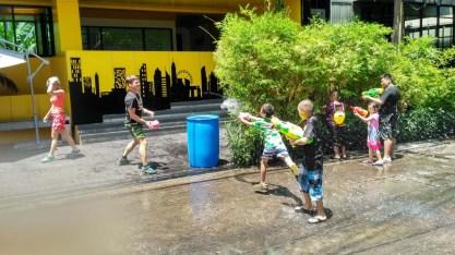 Songkran Kids