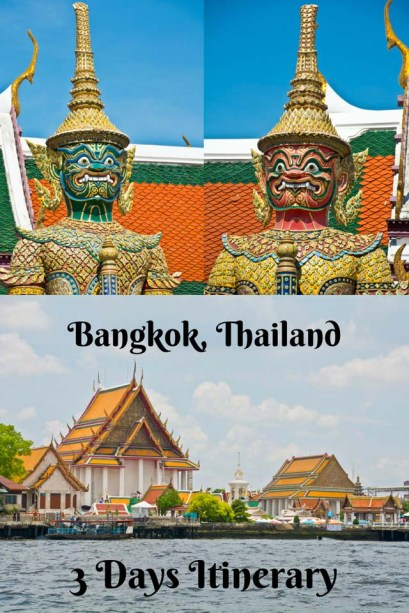 Things to do in Bangkok - My 3 days Itinerary