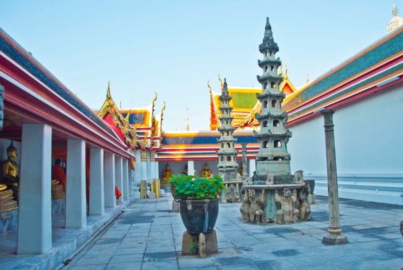 Wat pho compound