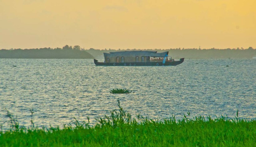Backwaters Most Beautiful Places in India