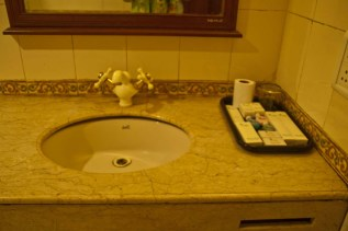 Bolgatty Palace and Island Resort Bathroom