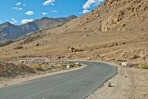 Leh to nubra valley via khardung la road