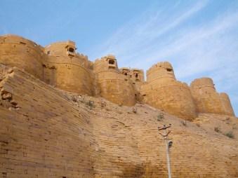 Jaisalmer Fort outer wall