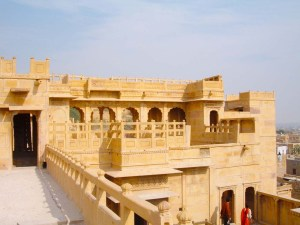 Jaisalmer's Places to Visit Patwon ki Haveli roof