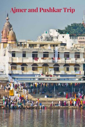 Ajmer and Pushkar Trip