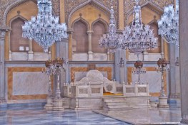 Things to do in Hyderabad India Chowmahalla palace
