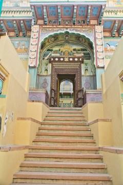 Shekhawati region of Rajasthan - Churu haveli